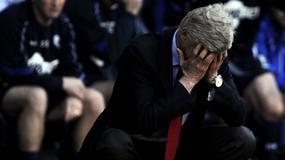 Załamany Arsene Wenger