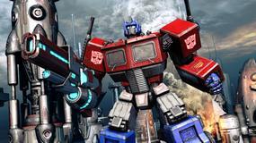 """Prawdziwa gratka dla fanów Transformers. W """"Fall of Cybertron"""" zagramy prawdziwym Optimusem Prime"""