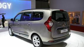 Dacia Lodgy - van za rozsądną cenę (Genewa 2012)