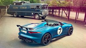 Project 7 – Jaguar przypomina o przeszłości