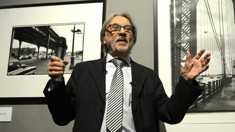 Zsigmond Vilmos 85 esztendős korában, valószínűleg veseelégtelenség következtében hunyt el / Fotó: MTI