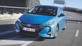 Toyota Prius Plug-in Hybrid - hybryda 2.0