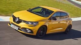 Renault Megane R.S. - zwinne i komfortowe