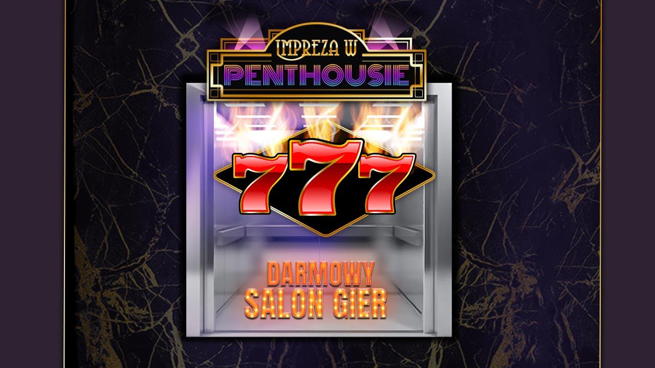 """Darmowy Salon Gier: Event """"Impreza w Penthousie"""""""