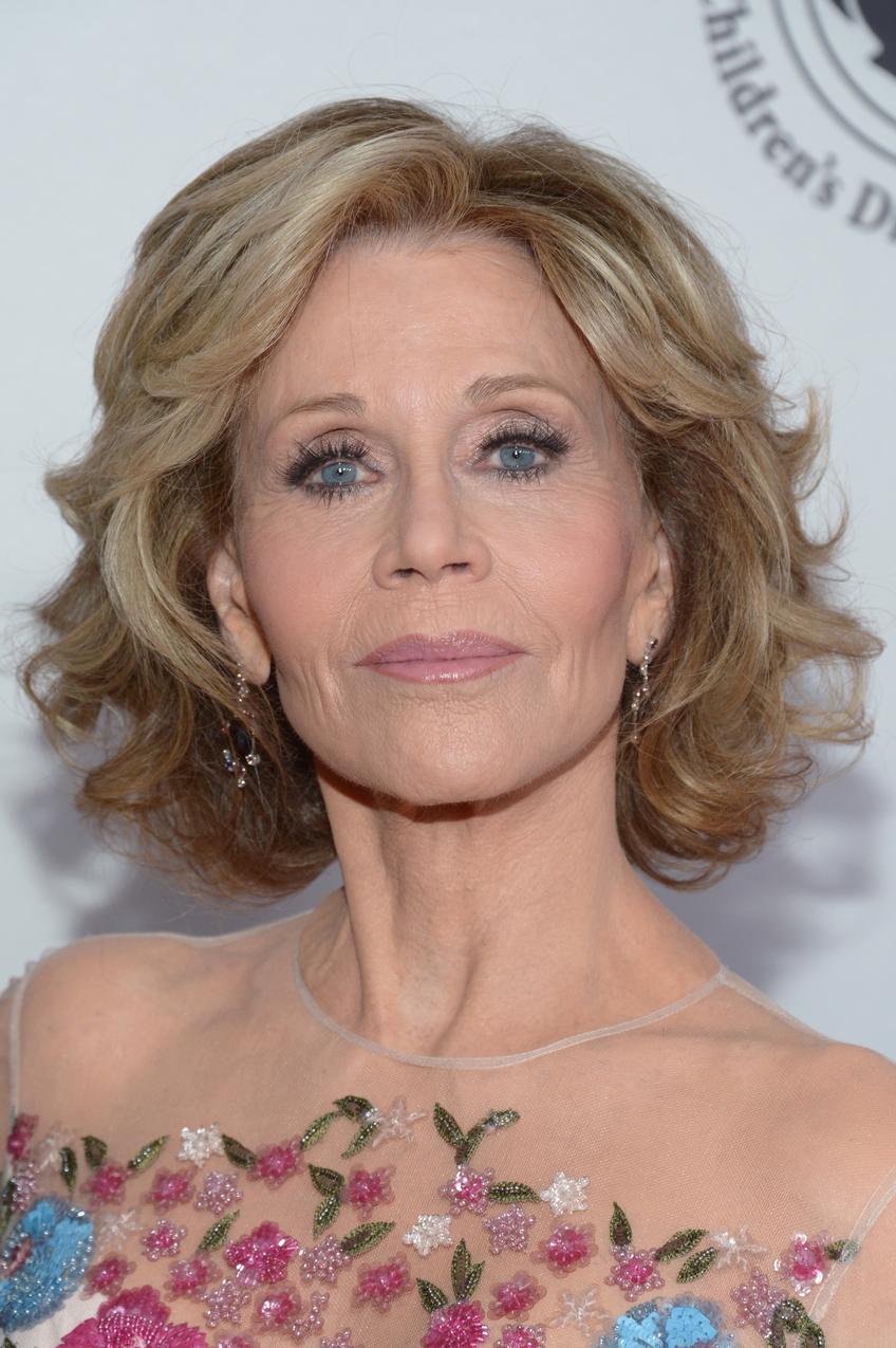 Jane Fonda skończyła niedawno 79 lat