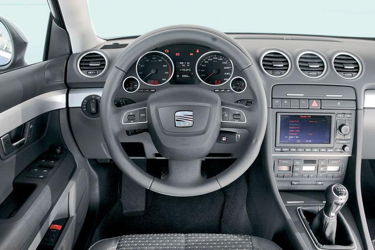 Seat Exeo 2.0 TDI - czy warto kupi hiszpa skie Audi A4? - Auto wiat