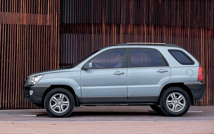 Hyundai Tucson i Kia Sportage II: rodzeństwo z ambicjami - Auto