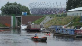 Warszawa - modernizacja Portu Czerniakowskiego dobiega końca