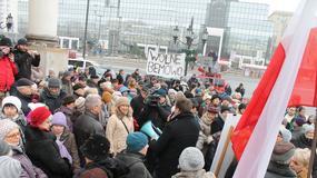 Protest w Warszawie. Bronią darmowych zajęć prozdrowotnych