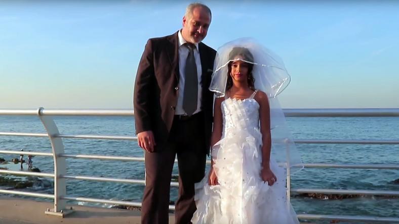 Sokan azt hitték, az esküvő valódi.