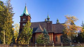 """""""Na szlaku kultury sakralnej"""" - zwiedzaj zabytkowe świątynie na Podtatrzu"""