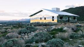 Lustrzany dom na kalifornijskiej pustyni. Zobacz go, zanim zniknie