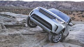 Land Rover Discovery - Nie tylko dla twardzieli