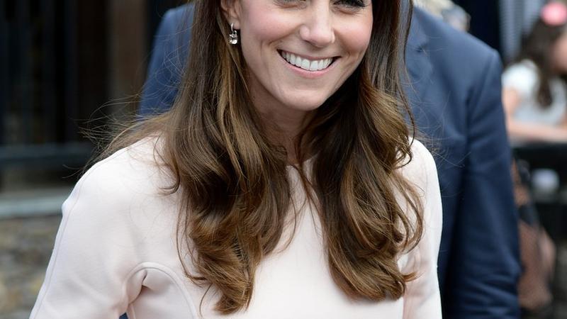 Fryzury księżnej Kate