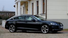 Audi A5 Sportback 2.0 TFSI Stronic quattro - Audi ma swój rozum | TEST