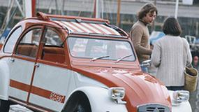 Citroën: historia kultowego modelu 2 CV