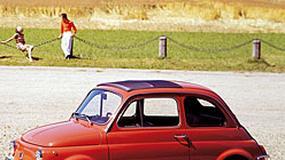Fiat 500: powrót do przeszłości (fotogaleria)