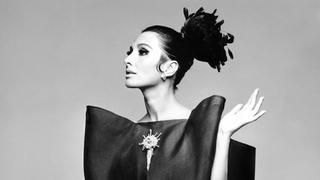 "Londyńska wystawa Balenciaga: ""Shaping Fashion"""