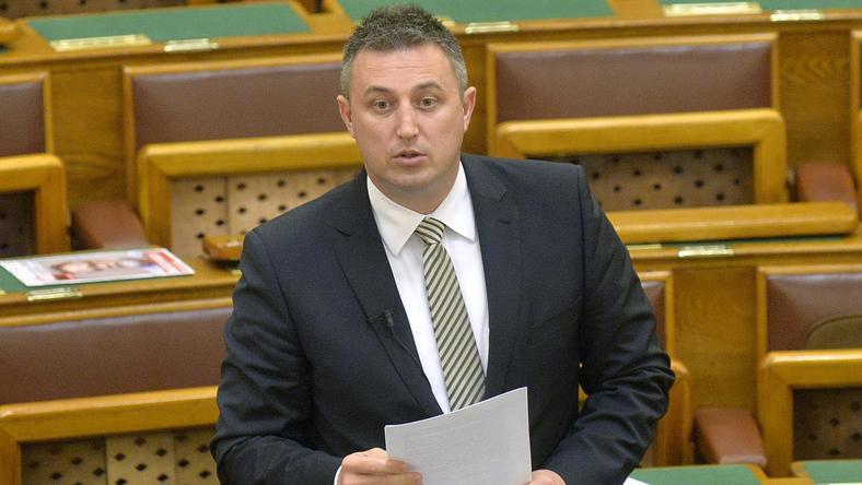 Győrffy Balázs (Fidesz) szerint minden rendben zajlott / Fotó: MTI-Máthé Zoltán