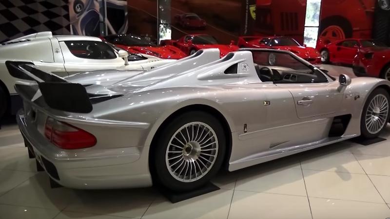 Najlepsza kolekcja aut na świecie? Royal Auto Gallery Abu Dhabi