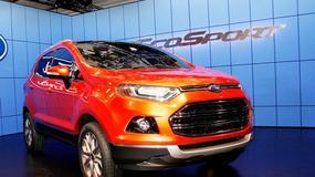 Nowy Ford EcoSport ujawniony
