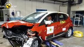 EuroNCAP: Captur i Trax na pięć gwiazdek