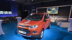 Europejska premiera Forda EcoSport