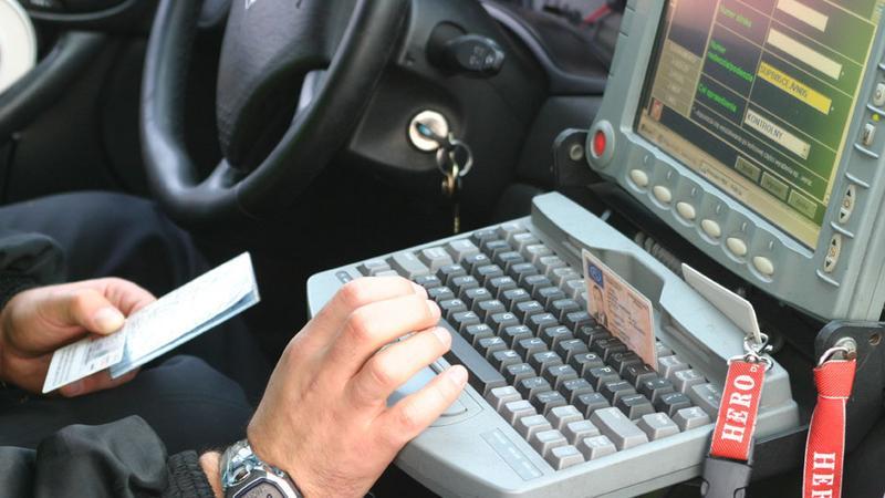 Zatrzymanie prawa jazdy: Czyli, nieoczekiwane rozstanie