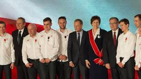Medaliści olimpijscy ZIO w Soczi 2014 uhonorowani