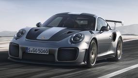 """Porsche 911 GT2 RS: najmocniejsza """"911-ka"""" w historii"""