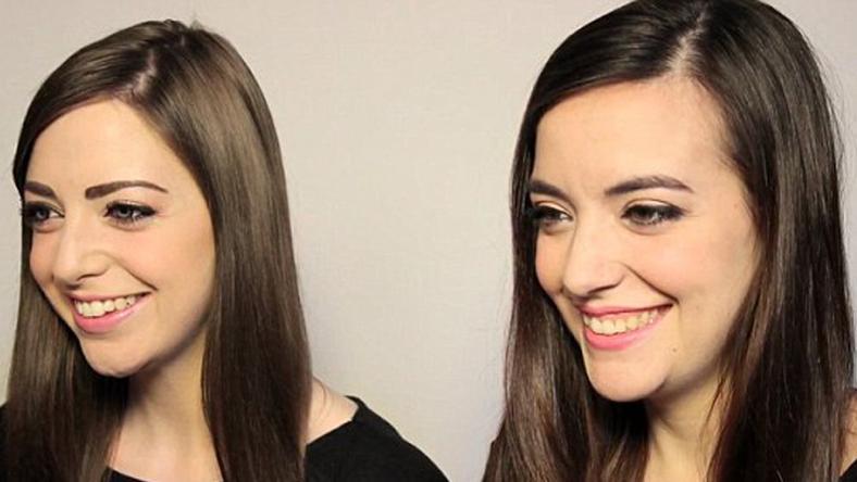 A két lány között nincs rokoni kapcsolat, de hasonmásai egymásnak