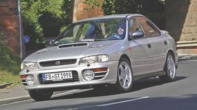 Subaru Impreza GT Turbo - sedan, który okazał się wyjątkowy