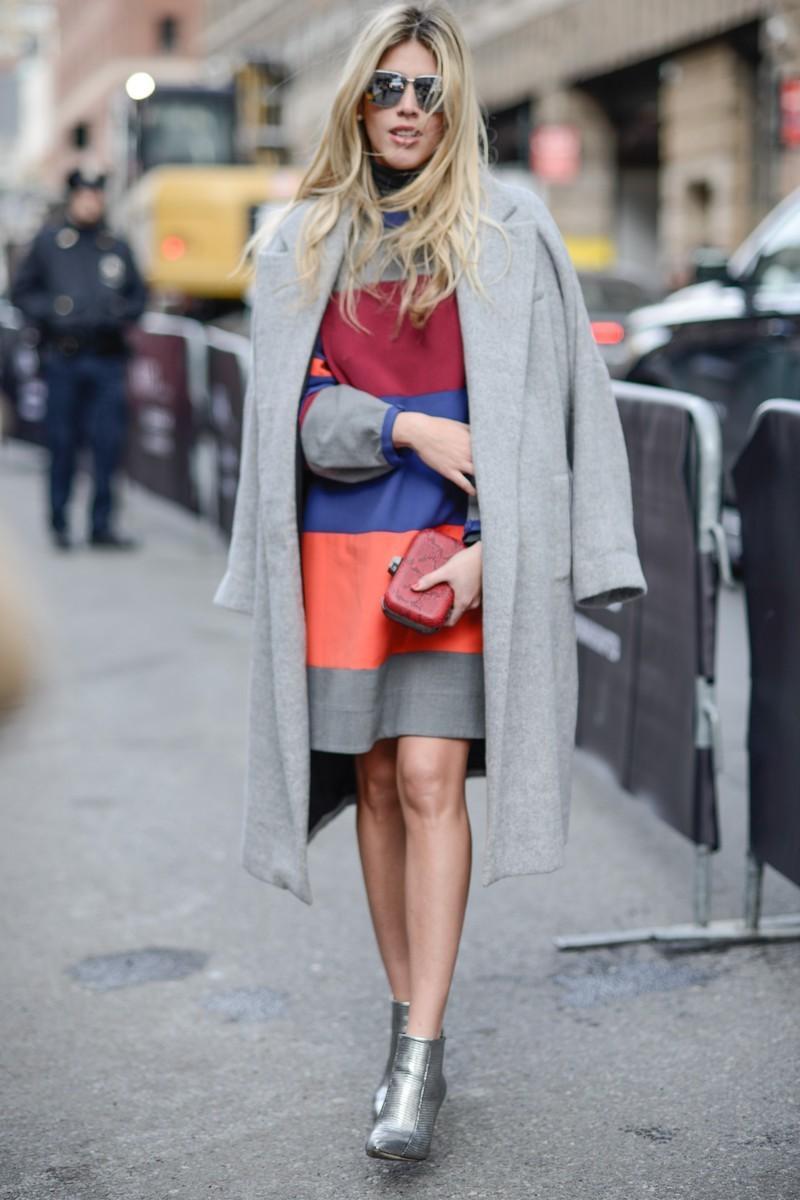 Trendy: płaszcz