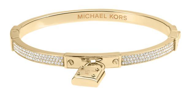 Biżuteria od Michaela Korsa: kłódki, które kocha świat