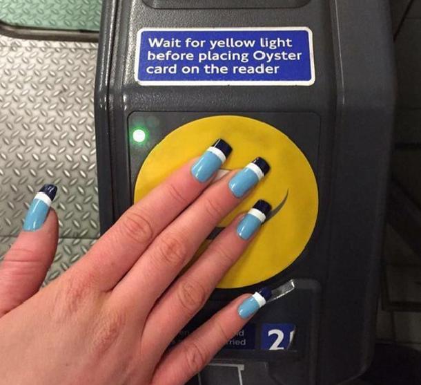 Manicure, który działa jak karta miejska