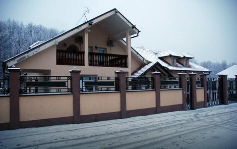 Jedna od vila u Ulici Ivana Franka u Sremskoj Kamenici