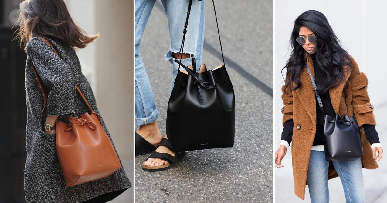Must have: bucket bag