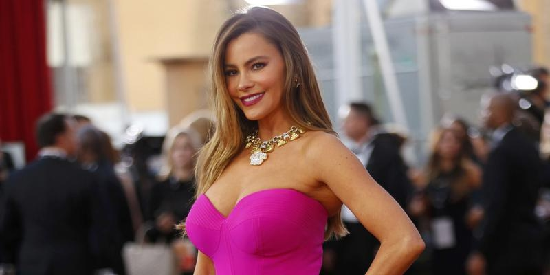 Sofia Vergara: mam piersi striptizerki