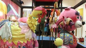 Lalki filmowe i teatralne na wystawie w Jarocinie