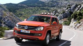Volkswagen T5 i Amarok - nowości