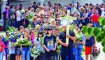 SUZE NAD MALIM BELIM KOVČEGOM Školski drugari se oprostili od tragično stradalog mališana iz Niša
