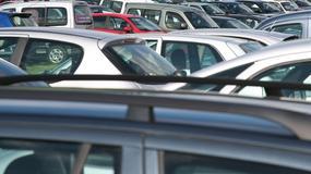 Rejestracje samochodów osobowych w styczniu 2011