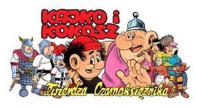 """""""Kajko i Kokosz: Twierdza Czarnoksiężnika"""" w planie wydawniczym Cenega"""