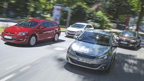 Peugeot zgarnia wszystko?
