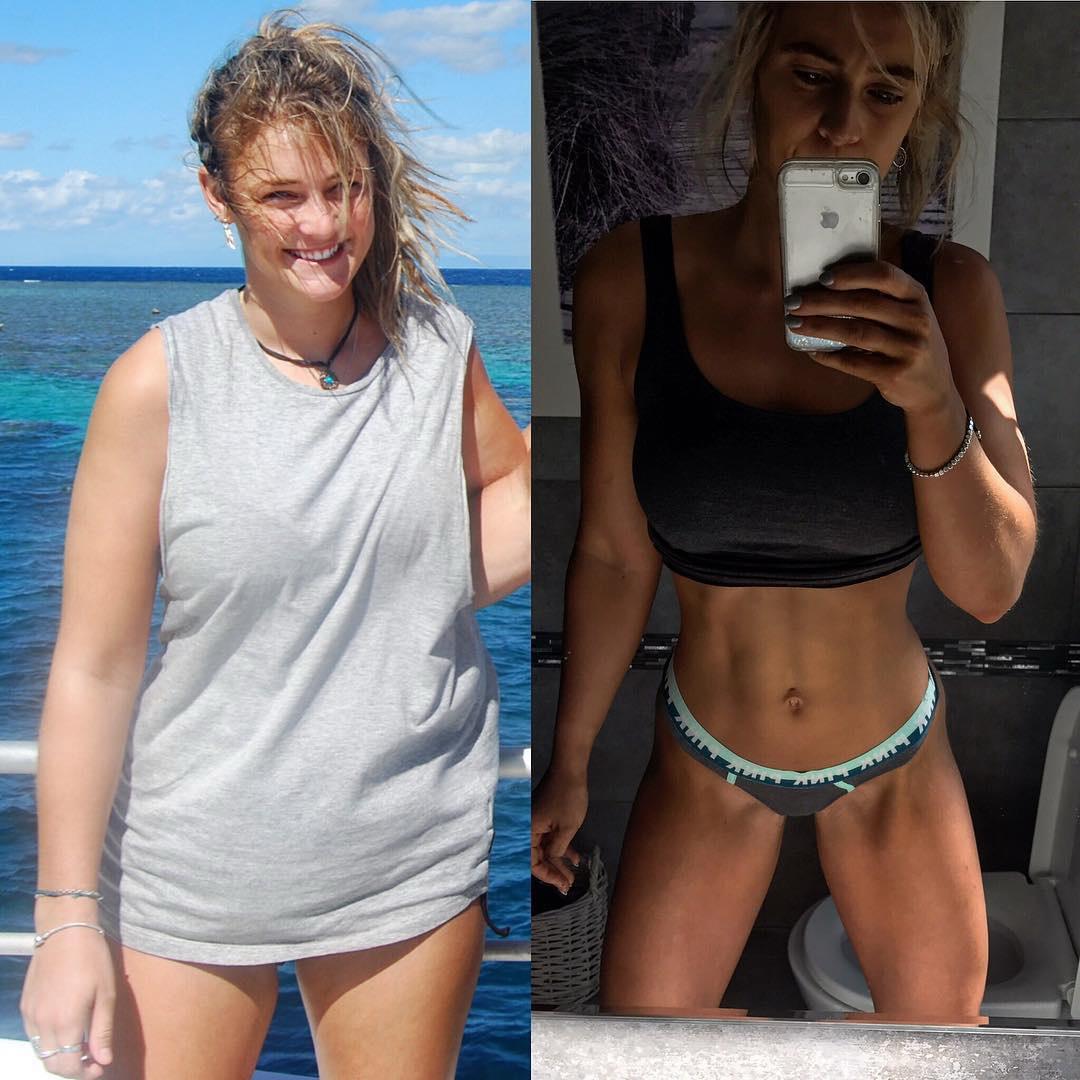 súlycsökkenés átalakulása 5 hónap)