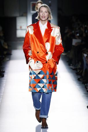 Modelki lat 90. promują najnowszą kolekcję Dries Van Noten