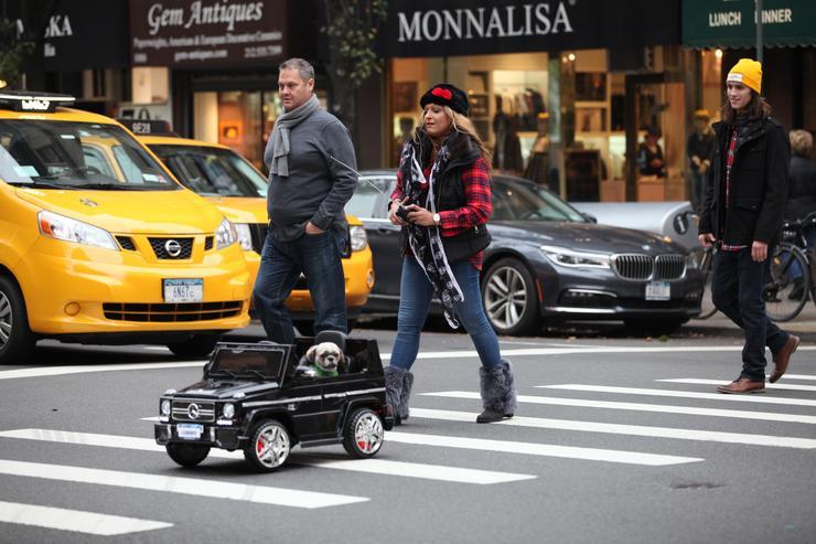 És ezekkel közlekedik a város utcáin. /Fotó: Northfoto