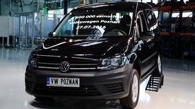 2,5 mln Volkswagenów z Poznania