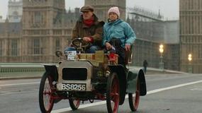 Rajd Londyn-Brighton: ponad 400 stulatków na starcie