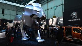 Peugeot w Genewie - tradycja, nowoczesność i... młynki